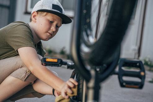 Amur, Blagoveschensk, Russia, bike, biy, bmx, wash, ride - VPIF01192