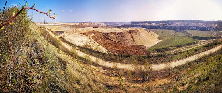 Germany, North Rhine-Westphalia, Juechen, Recultivation of brown coal mining Garzweiler I - FRF00815
