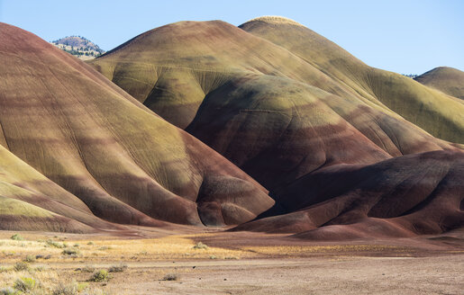 USA, Oregon, John Day Fossil Beds National Monument, Painted hills - RUNF01671