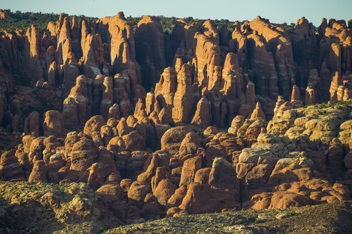 USA, Utah, Arches National Park, - RUNF01676
