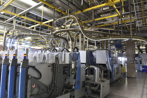 Machines for transport and sorting plant in a printing shop - SCHF00477
