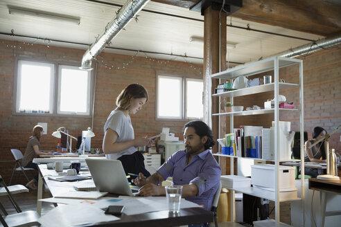 Designers working in office - HEROF34301