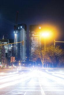 Germany, Frankfurt, Taunus Complex, rush hour - PU01399