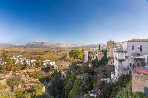 Spain, Andalusia, Province Malaga, Ronda, landscape - TAMF01221