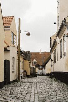 Denmark, Dragor, alley - AFVF02724