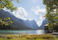 Italy, Alto Adige, Dolomites, Lago Dobbiaco - GWF06056
