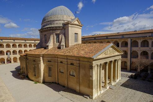 Vieille Charité, Museum, Panier Viertel, Altstadt, Marseille, Provence-Alpes-Côte d'Azur, Frankreich - LBF02539