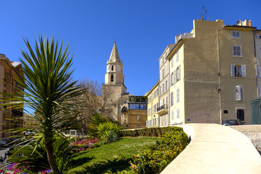 France, Marseille, old town, Notre Dame des Accoules - LBF02551
