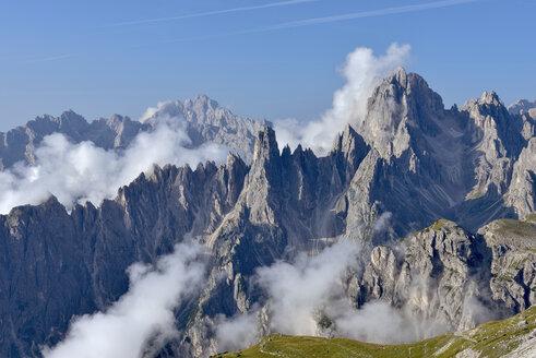 Italy, Dolomites, Trentino-Alto Adige, Cadini Mountain Group, Cadini di Misurina - RUEF02148