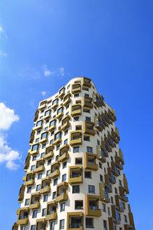 Germany, Munich, Isar Tower - AXF00821