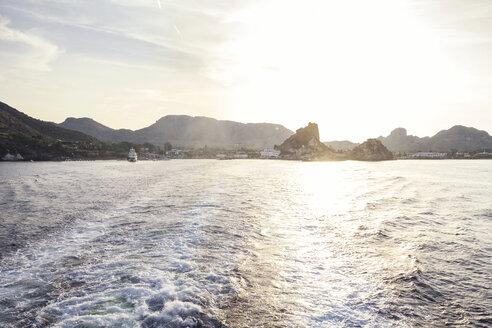 Aeolian Islands, Vulcano, View to harbour - MAMF00522