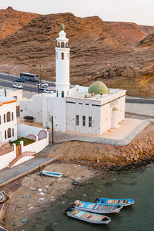 Al Ayjah mosque, Sur, Oman - WVF01283