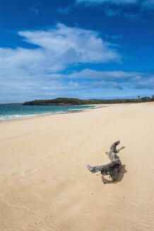 Hawaii, island of Molokai, Papohaku beach - RUNF01874