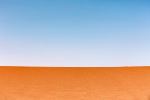 Sultanate Of Oman, Wahiba Sands, dunes in the desert - WVF01313