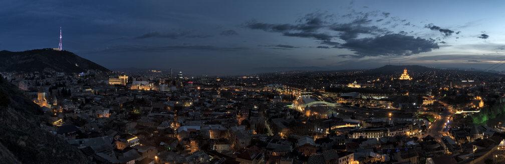 Georgia, Tbilisi, Saint Trinity Cathedral - ALRF01444