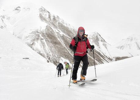 Georgia, Caucasus, Gudauri, Ski Touring - ALRF01501