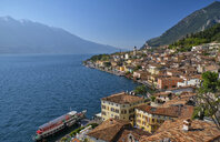 Italy, Lombardy, Lake Garda, Limone - MRF01945