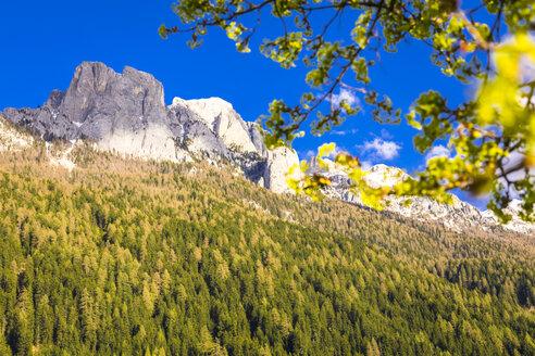 Italy, Trentino Alto Adige, Vigo di Fassa, Dolomites mountains - FLMF00181