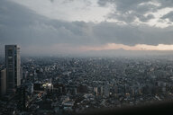 Japan, Tokyo, cityscape as seen from Government Building - LHPF00715