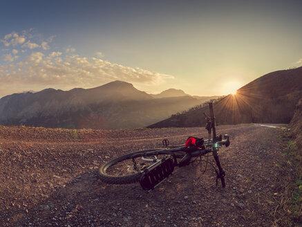 Spanien, Nordspanien, Asturien, auf dem Weg zur Alm vega de brañagallones, Cordillera Cantábrica - LAF02292