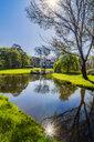 Zeeland, Domburg, park with villa - THAF02496