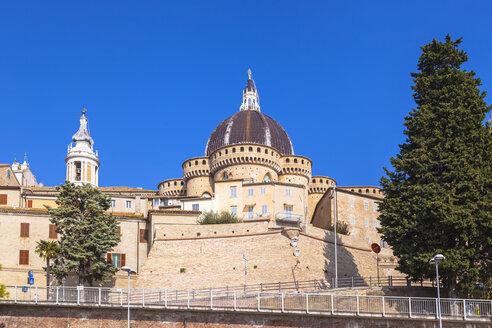 Italy, Marche, Loreto, Basilica della Santa Casa - FLMF00189