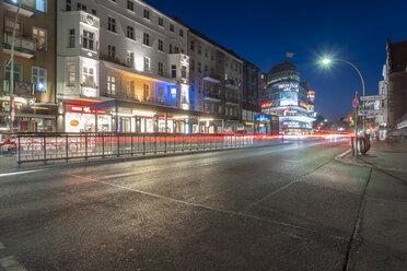 Germany, Berlin-Neukoelln, view to Neukoelln Arcaden - TAM01399