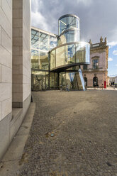 Germany, Berlin, view to extension building of German Historic Museum - TAM01408
