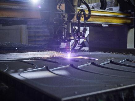 Laser cutter in modern factory - CVF01187