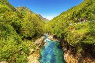 Switzerland, Ticino, Verzasca Valley, Verzasca river - PUF01427