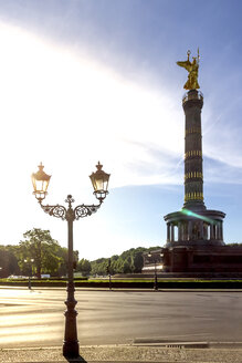 Germany, Berlin, view to victory column - PUF01436
