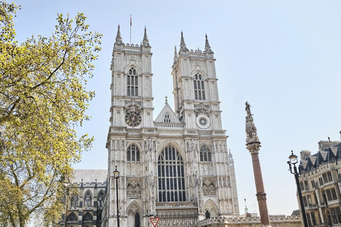 UK, London, Westminster Abbey - MRF01993