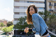 Young woman in Barcelona - AFVF02945