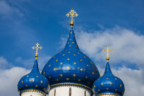 Nativity of the virgin cathedral, Suzdal, Golden ring, Russia - RUNF02143