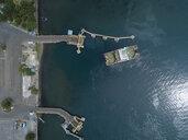 Ferry harbor, Kayangan, Lombok, Indonesia - KNTF02764