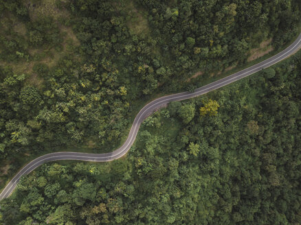Road in mountains,West Sumbawa, Indonesia - KNTF02796