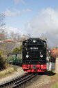 Narrow Gauge Railway, 'Rasender Roland', Sellin, Ruegen, Germany - WI03927