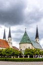 Collegiate Church and Chapel of Grace, Kapellplatz, Altoetting, Bavaria, Germany - PUF01502