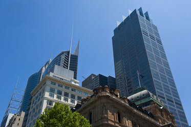 High rise buildings in Sydney, New South Wales, Australia - RUNF02212