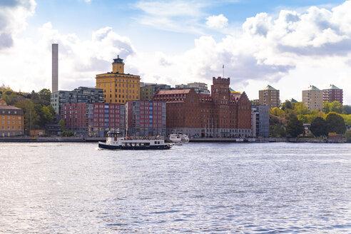 Kvarnholmen in a sunny day in September by Stockholm - TAMF01505
