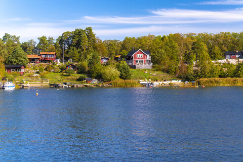 Houses at the Archipelago near Stockholm, Sweden - TAMF01508