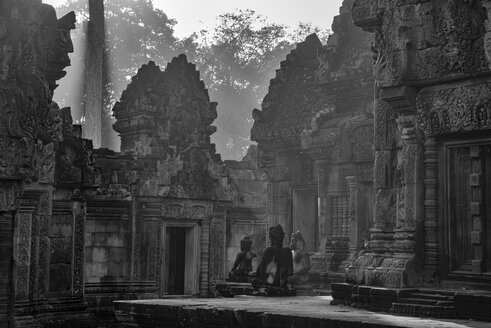 Banteay Srei Temple, Angkor, Siem Reap, Cambodia - TOVF00124