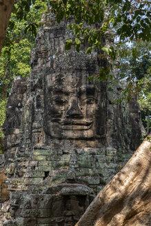 Angkor Thom temple, Angkor, Siem Reap, Cambodia - TOV00127