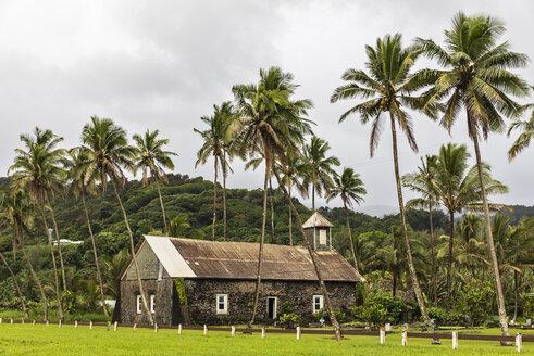 Lanakila Ihiihi O Iehowa Ona Kava church, Maui, Hawaii, USA - FOF10828