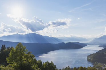 View of Millstatt Lake, Carinthia, Austria - GWF06079