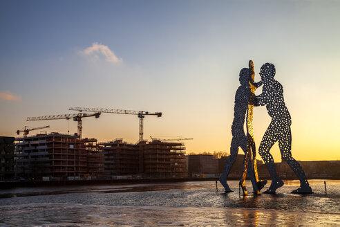 Molecule Man, Berlin, Deutschland - PU01620