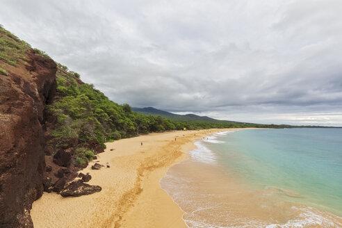 Big Beach, Makena Beach State Park, Maui, Hawaii, USA - FOF10836