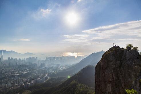 Lion Rock Country Park and Kowloon, Hong Kong, China - HSIF00654