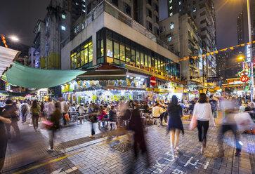 Temple Street Night Market, Hong Kong, China - HSIF00705