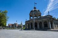 Historic town center of Bendigo, Victoria, Australia - RUNF02521